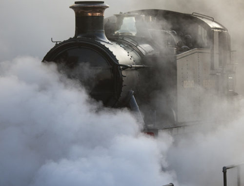 ARE YOU RUNNING OUT OF STEAM?