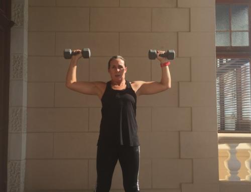 Dry Land Swim Strength – Swimmers Shoulders