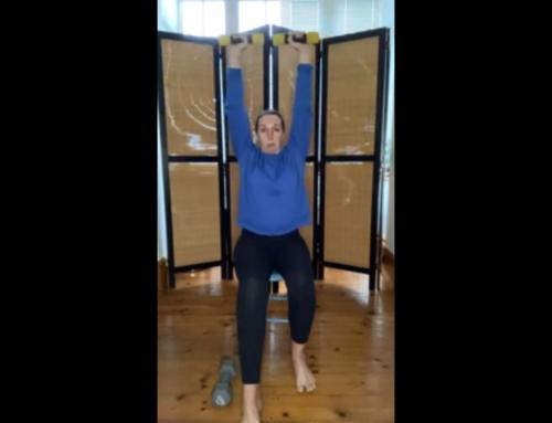 Seated Shoulder Strength